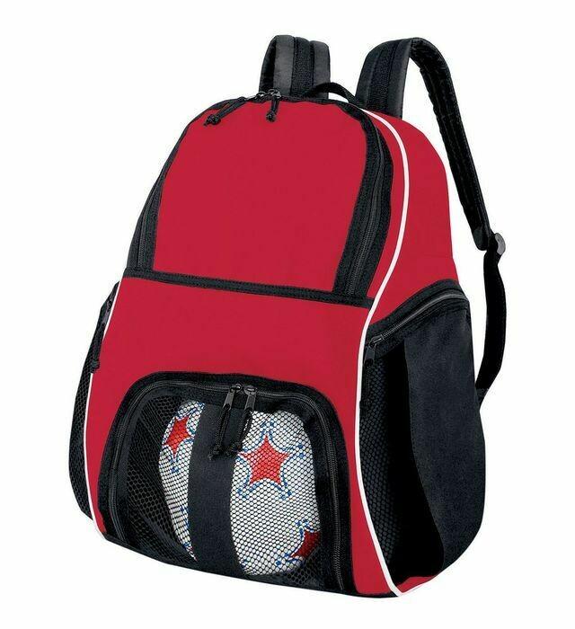 327850 H5 Bagpack Red