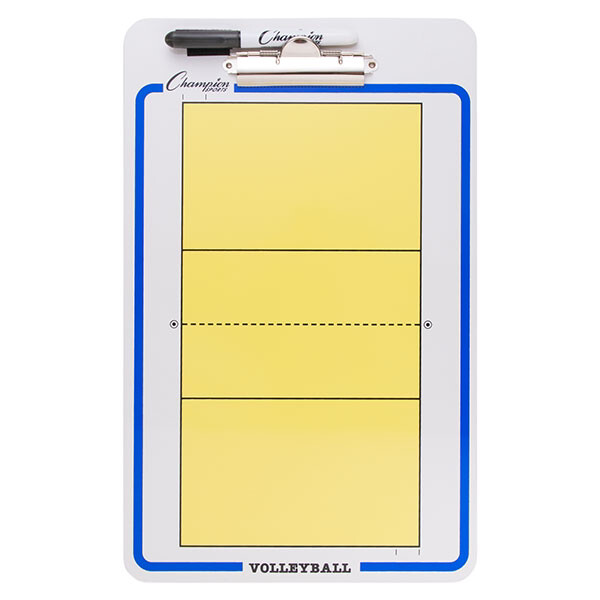 Champion Coach Board Volleyball