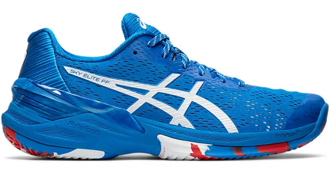 SKY ELITE FF ROYAL ASICS