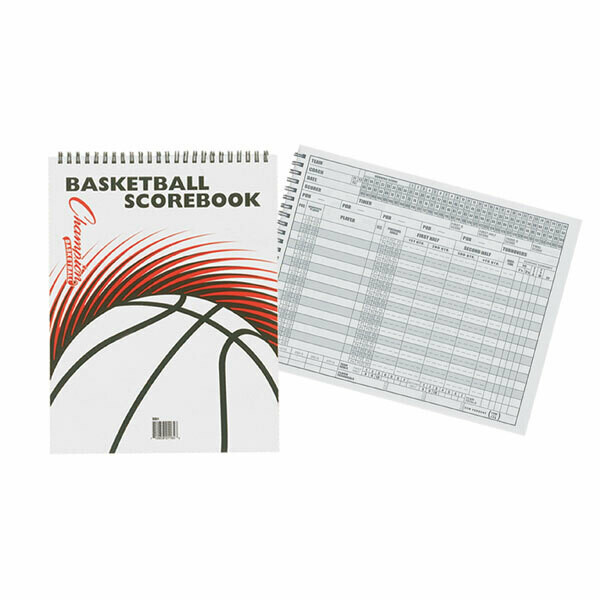 BB1 Champio Basketball Scorebook