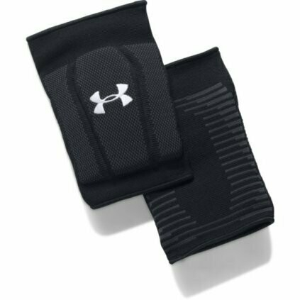 UA Armour Volleyball Kneepads Black