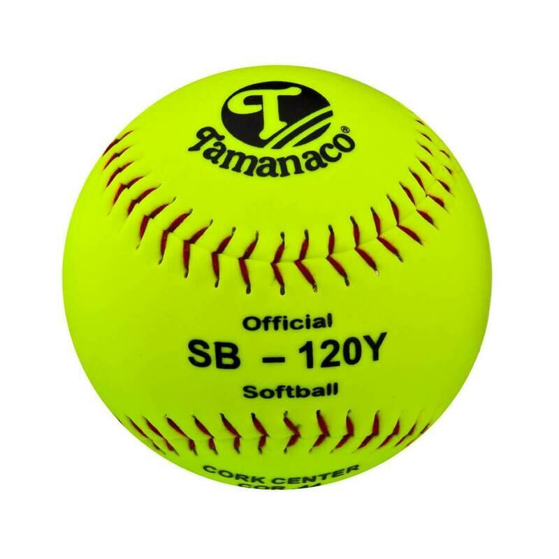 SB-120Y Tamanaco Yellow Softball EACH