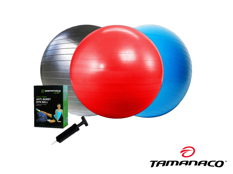 45 cm Blue Gymball w/Pump Tamanaco