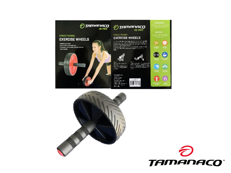 Black / Red Slid Wheel Tamanaco