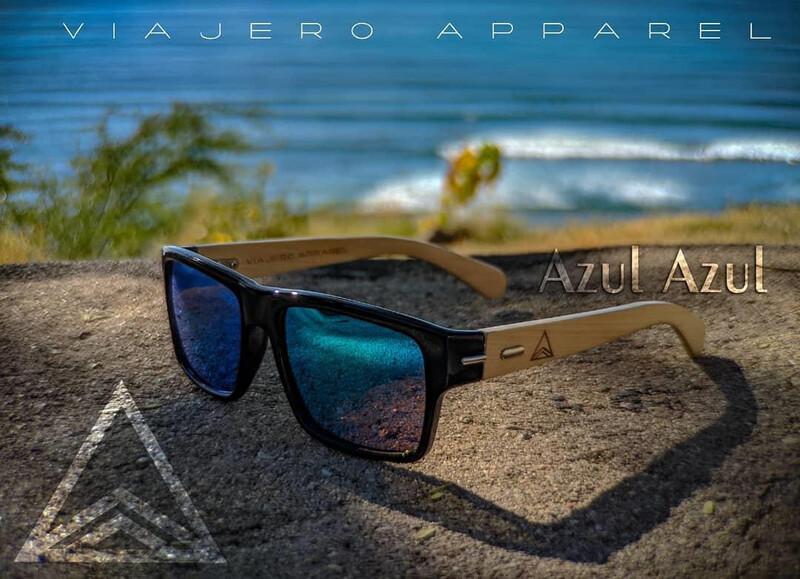 Azul Azul Viajero Apparel