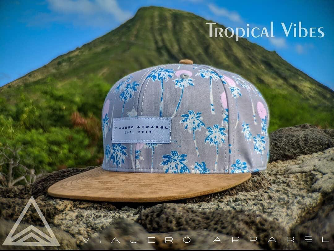 Tropical Viajero Apparel
