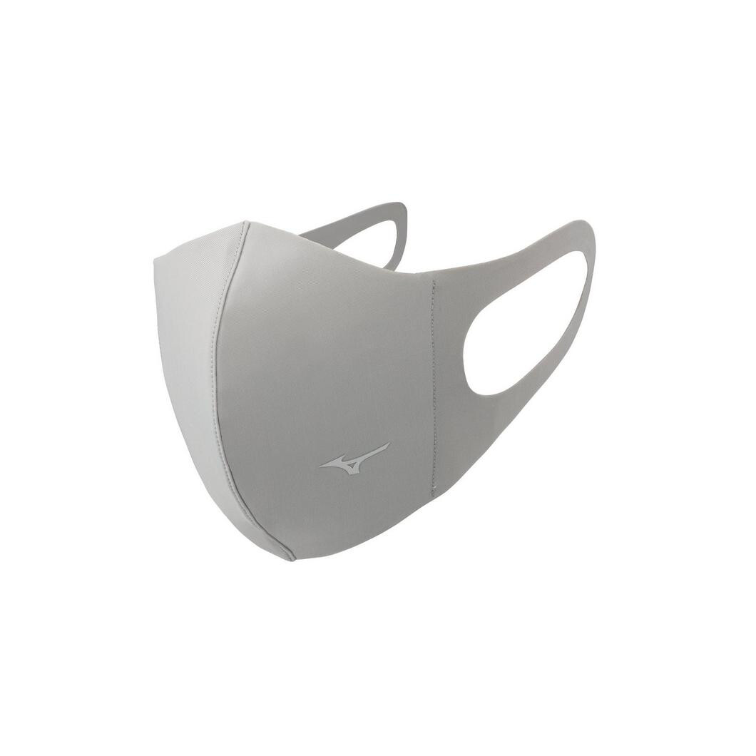 Mizuno Face Cover Grey