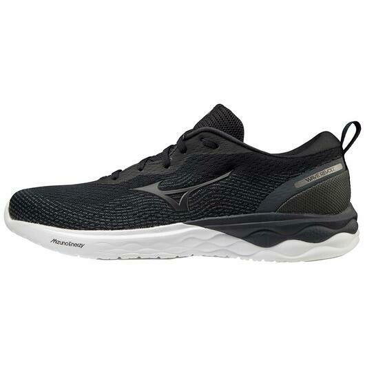 MIZUNO MEN'S WAVE REVOLT BLACK TRAINING SHOE