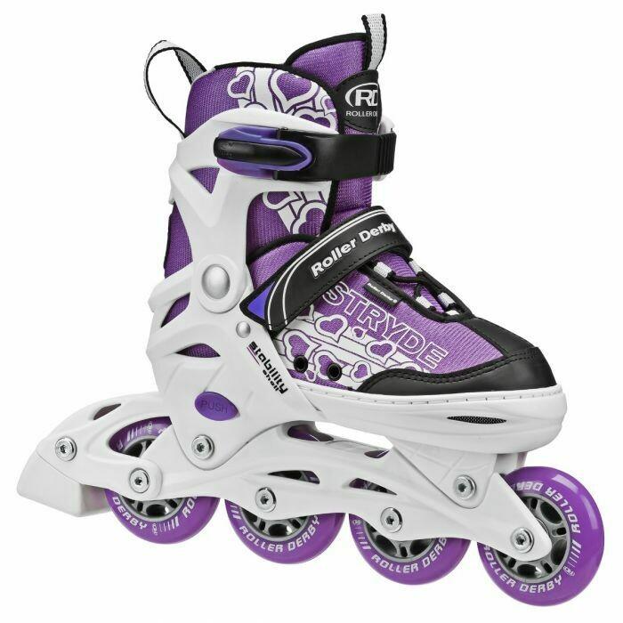 Stryde Inline Girl 2-5 Roller Derby
