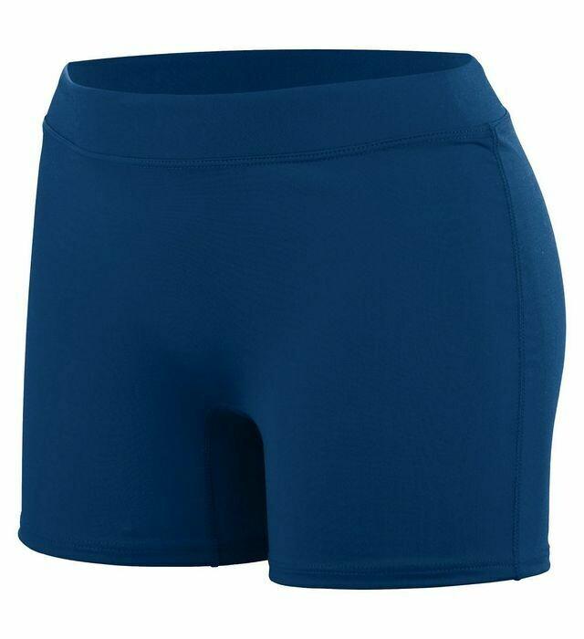 1222 Volleyball Short Ladies