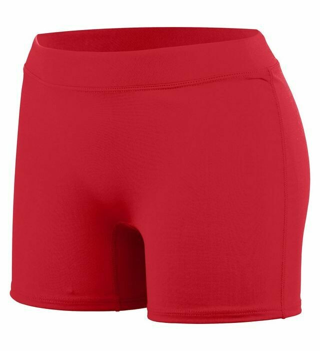 1223 Girls Volleyball Short