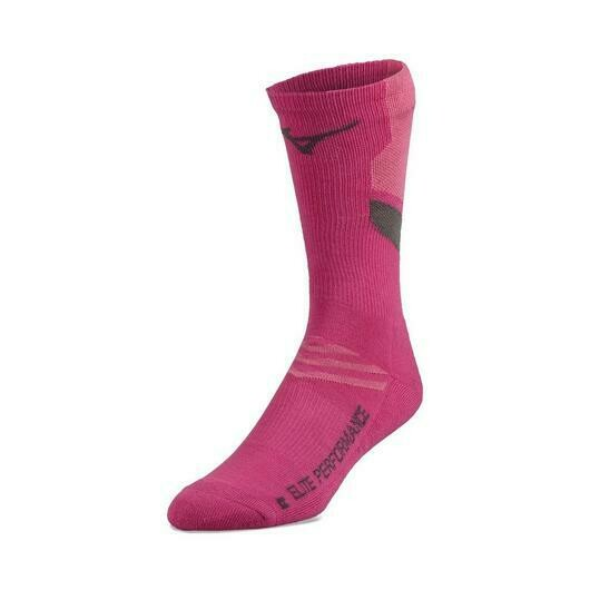 480189 Pink Runbird Sock Mizuno