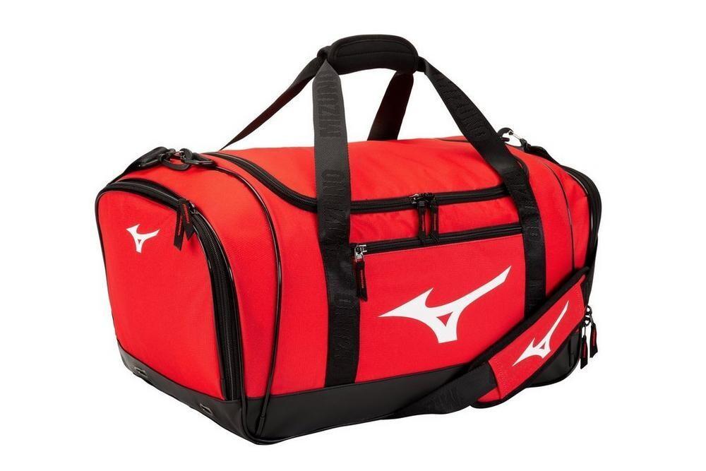 360309 All Sports Mizuno Duffle Red