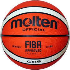 GR6 Molten Basketball #6