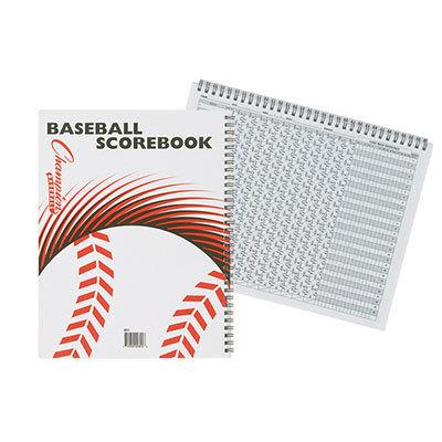 SC1 Champion Baseball Scorebook