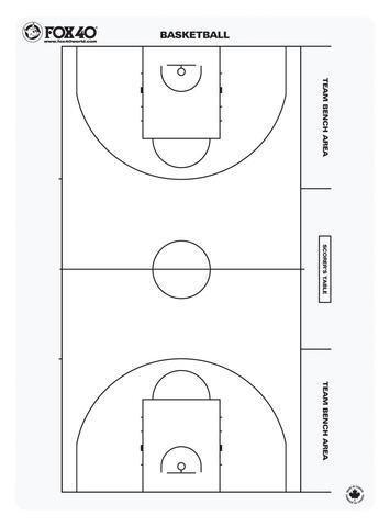 Fox40 Junior Coachboard Basketball