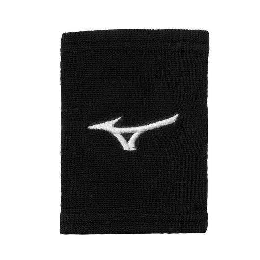 370233 Mizuno 5inch Wristband G2 Black