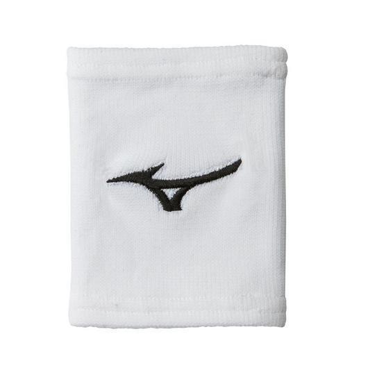 370233 Mizuno 5inch Wristband G2 White
