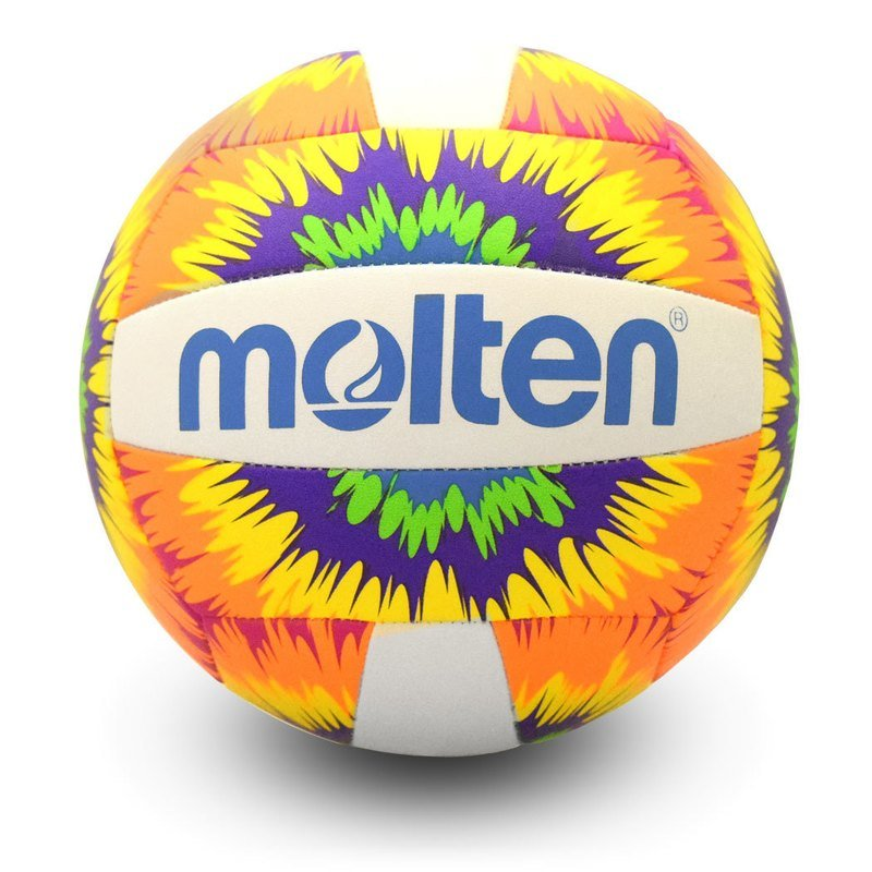 MS500 Molten Rec Volleyball Tie-Dye