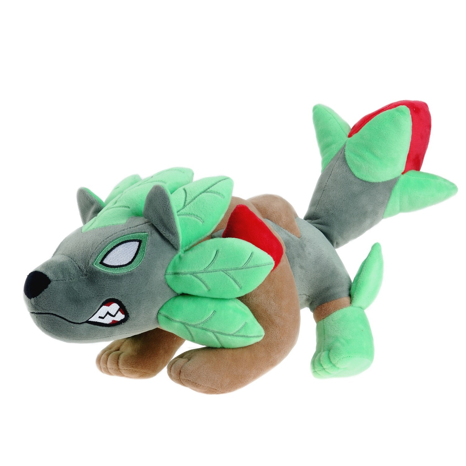 Rivals of Aether: Sylvanos Plush and Pin with Golden Skin Code
