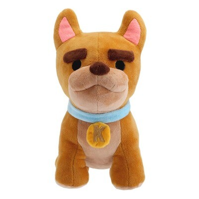 Overcooked Kevin the Dog Plush and Pin