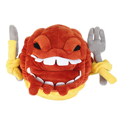 Overcooked Ever Peckish Plush and Pin
