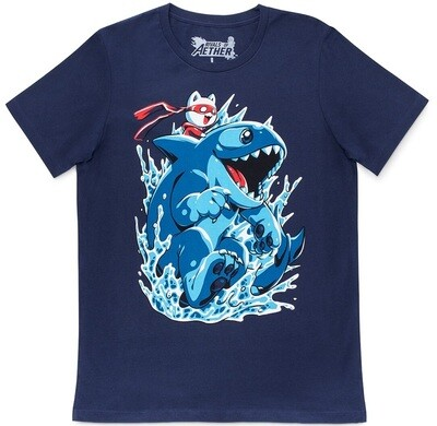 Rivals of Aether: Orcane and Catnip Shirt