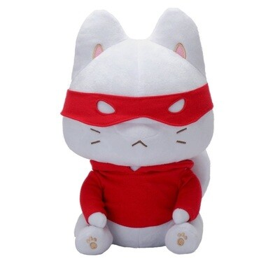 Catnip Bravo (Frown Version) 12 Inch Plush