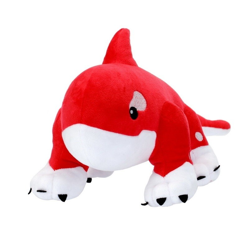 Rivals of Aether Berry Blast Orcane Plush and Pin