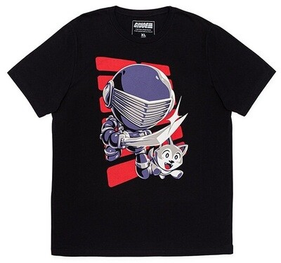 G.I. Joe Snake Eyes and Timber Silence Shirt