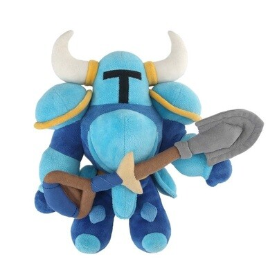 Shovel Knight Plush and Pin