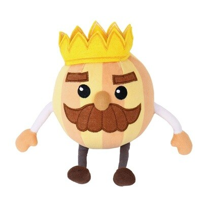 Overcooked Onion King Plush