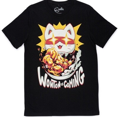 Catnip Bravo Wonton Is Coming Tee