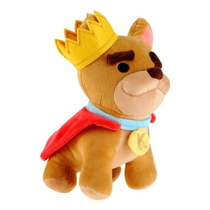 Overcooked King Kevin Plush, Pin