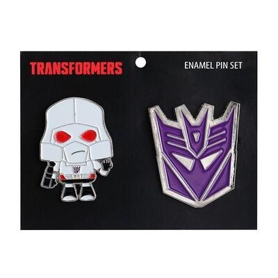 Transformers: Megatron Enamel Pin Set