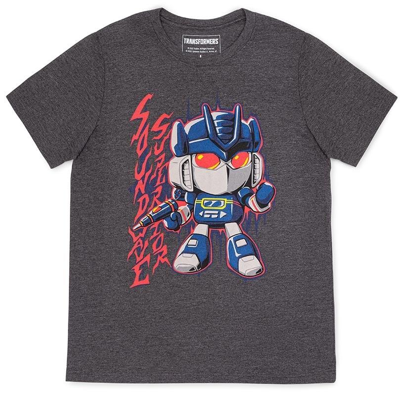 Transformers: Soundwave Superior Shirt