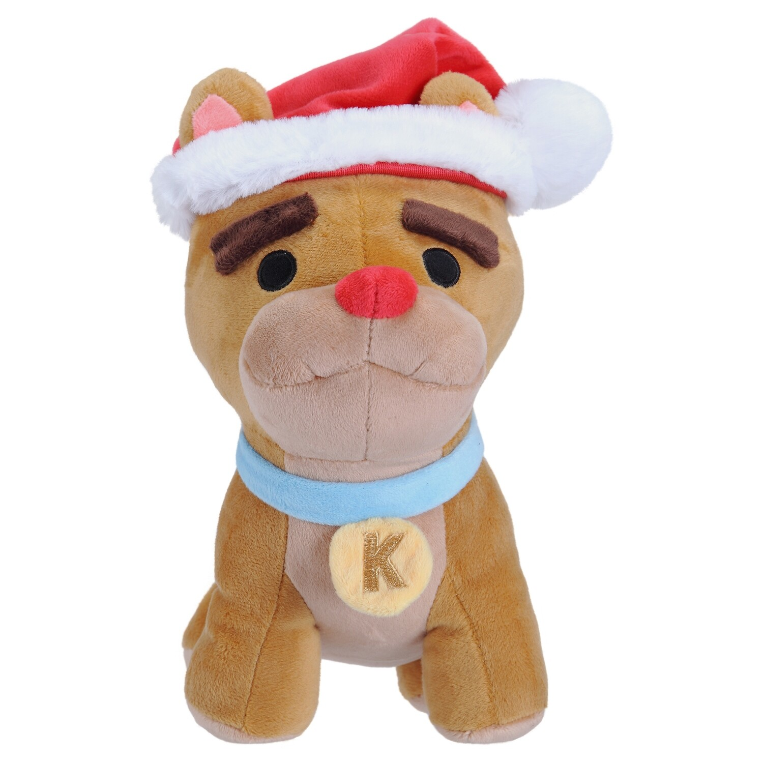 Overcooked Holiday Kevin Plush, Pin