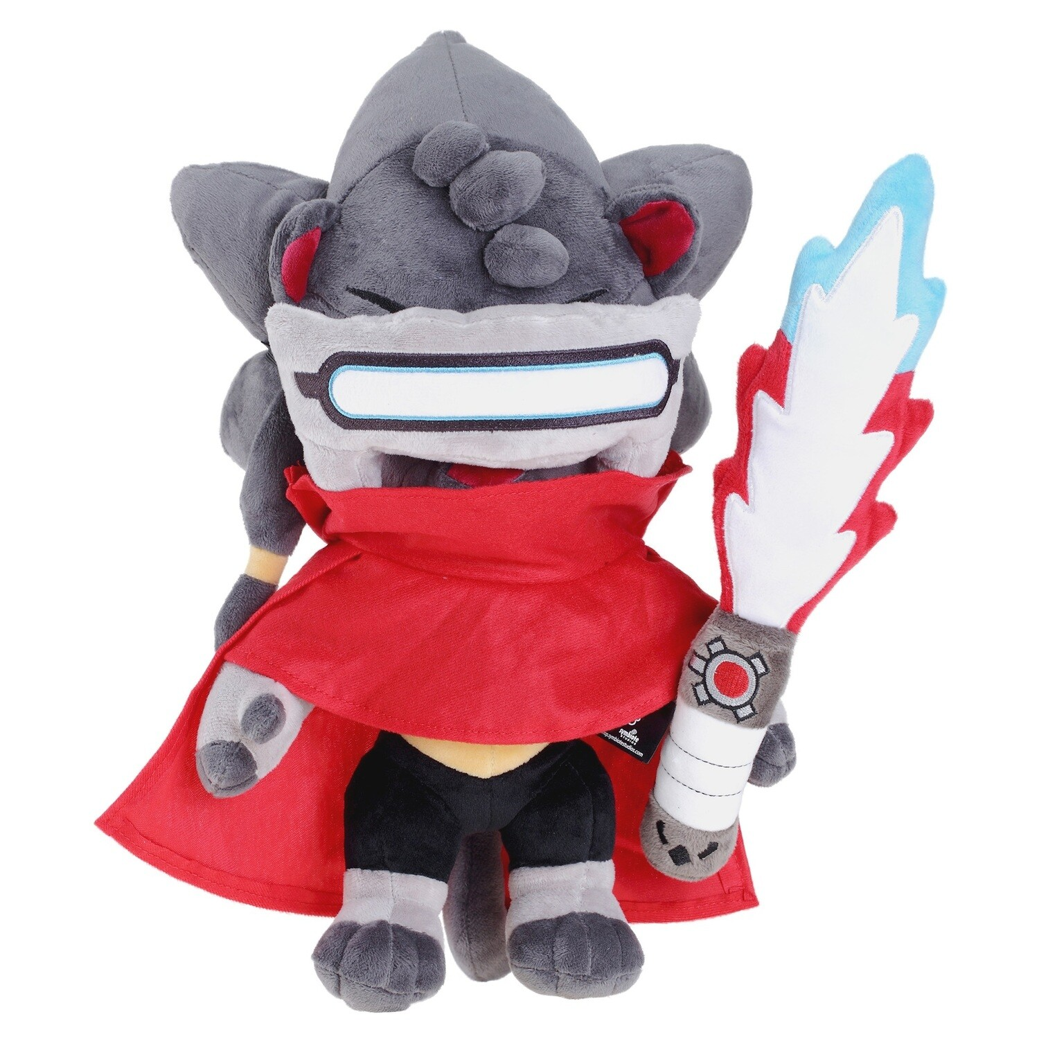 Rivals of Aether: Clairen Plush and Pin with DLC