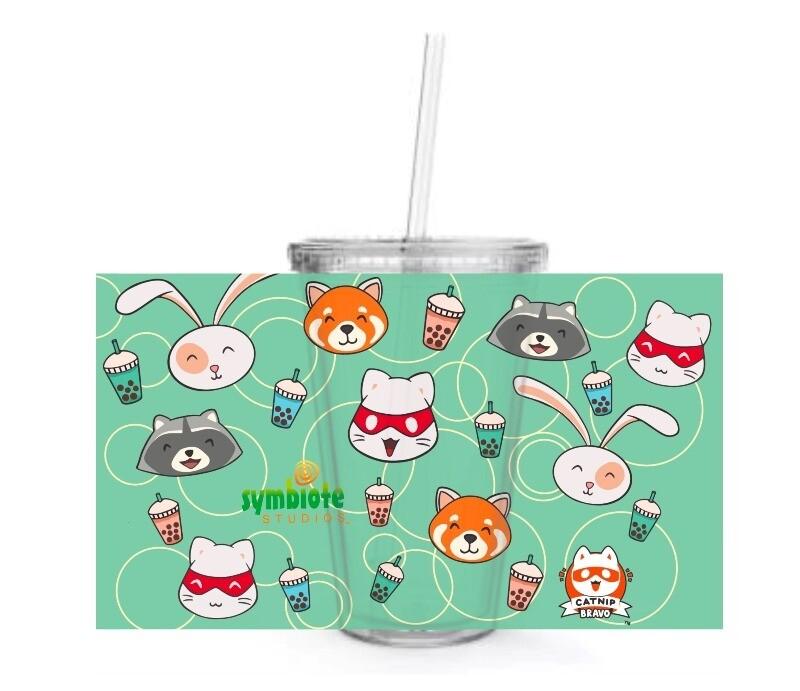 Catnip Bravo Cuties Cup