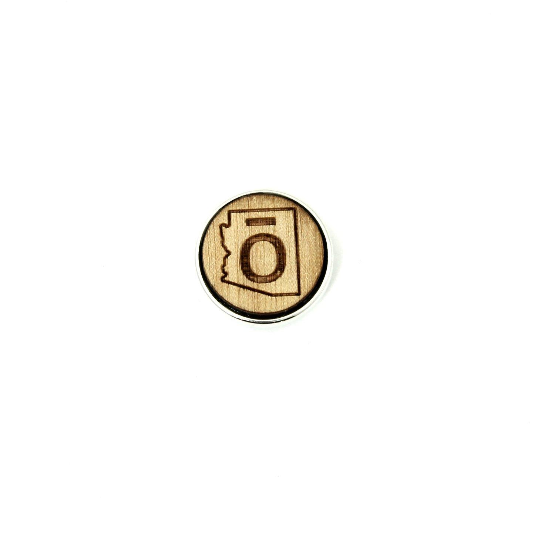 ō - Arizona- Diffusing Locket Wood Snap