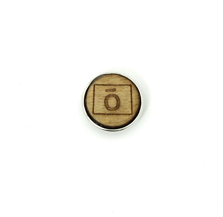ō - Wyoming - Diffusing Locket Wood Snap