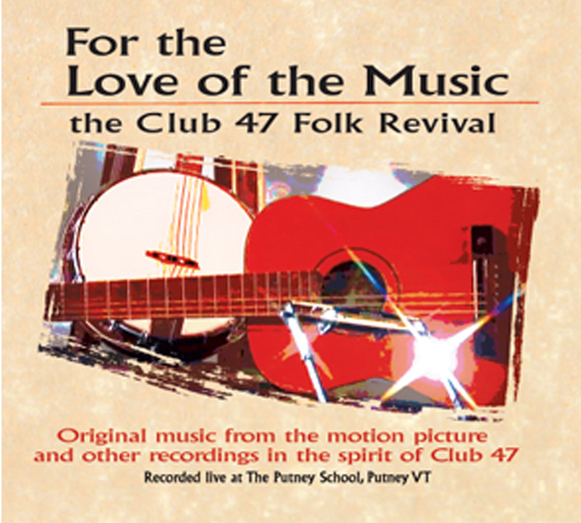 For the Love of the Music (CD)