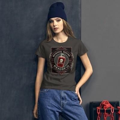 FUNDRAISER Murder House Women's short sleeve t-shirt