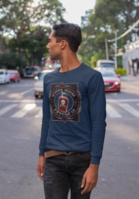 FUNDRAISER Murder House Unisex Long Sleeve T-Shirt