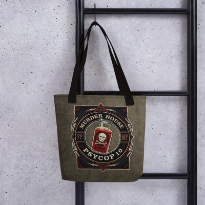 FUNDRAISER Murder House Tote bag