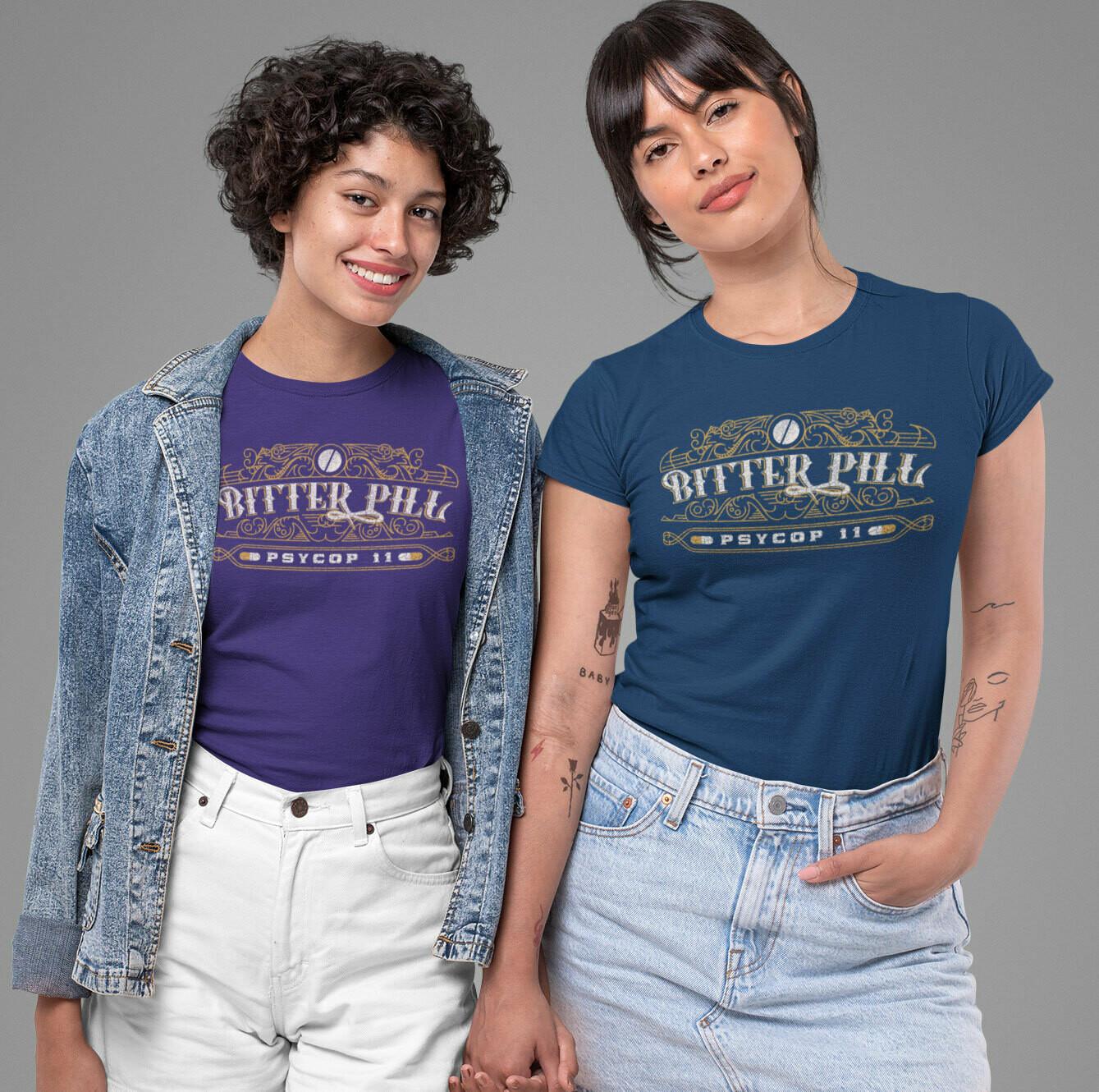 FUNDRAISER Bitter Pill Women's short sleeve t-shirt