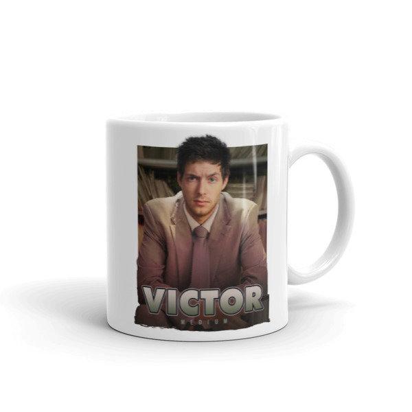 PsyCop Victor Mug