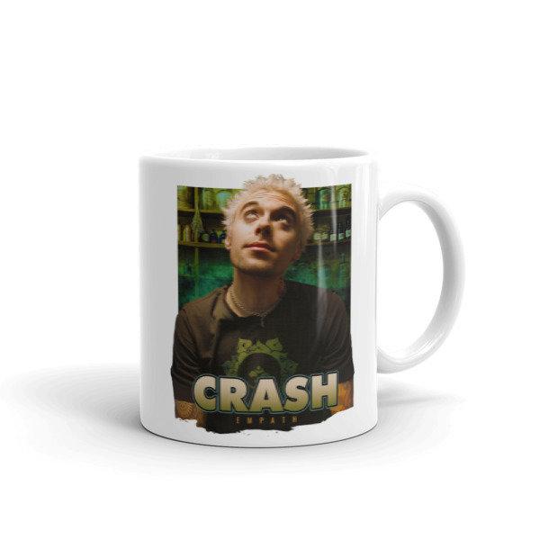 PsyCop Crash Mug