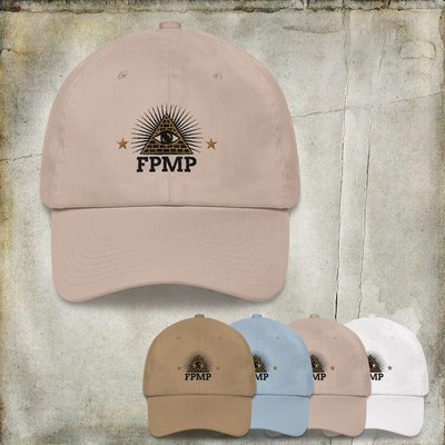 Embroidered FPMP Baseball Cap