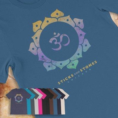 Sticks and Stones PsyCop Unisex short sleeve t-shirt
